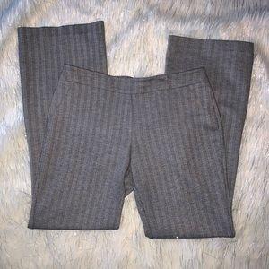 Pull on grey dress pants M |Ny&CO